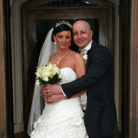 Vicky & Alan Fearney - Wedding