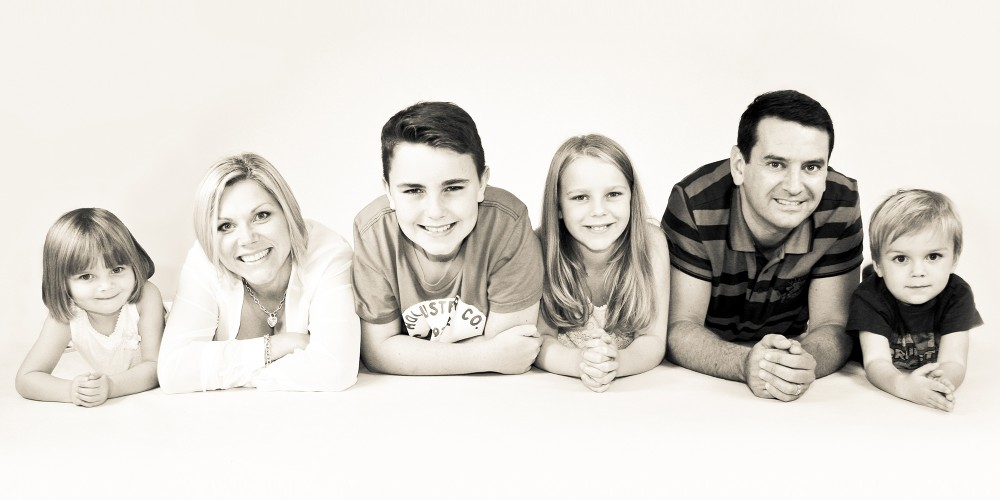 Family portrait photography, Wirral