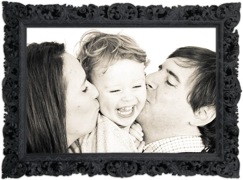 Family Photo Shoot - Frame The Day