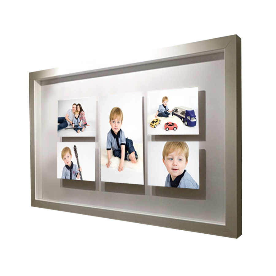 Mirage photo frame - 5 photos